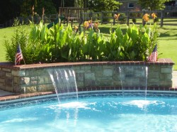 Small Of Pool Water Features