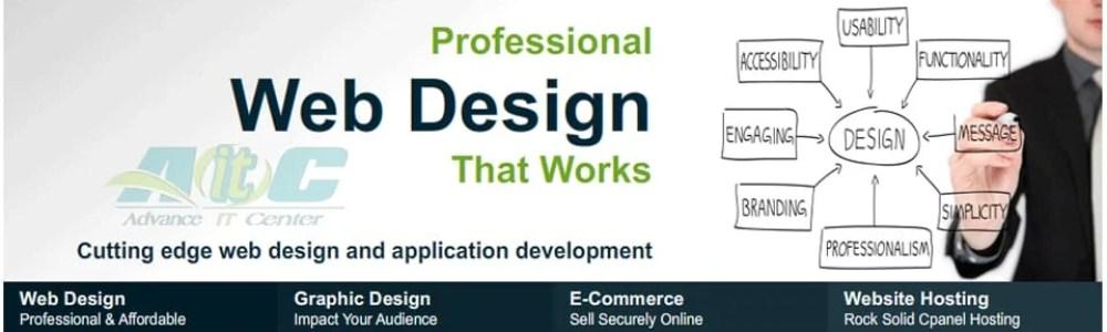 Effective Web Design Training in Dhaka