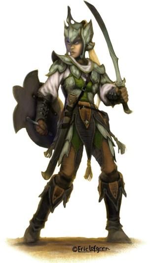 female-elf
