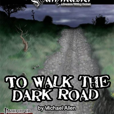 To-Walk-Dark-Road