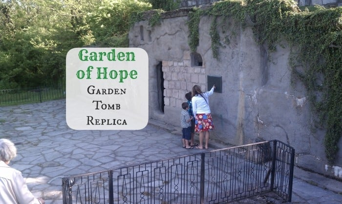 A visit to the Garden of Hope 2