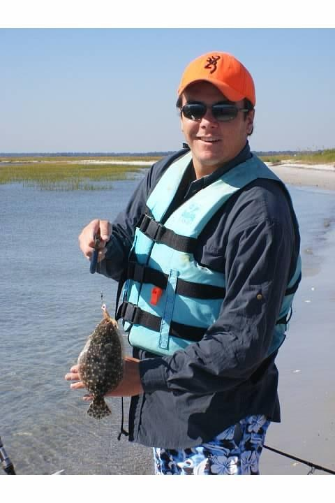 Another flounder