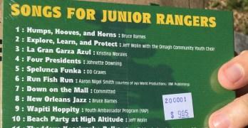 Junior Ranger: The CD