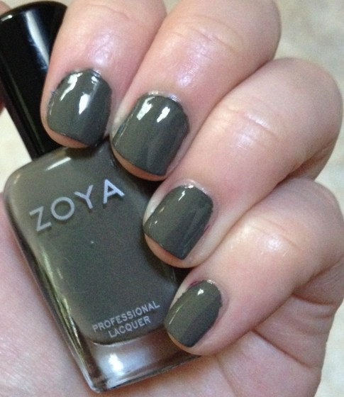 Fall 2015 Nail Polish Collections: Zoya Nail Polish Focus Collection For Fall 2015