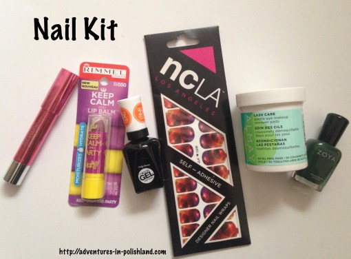 4th Annual New Year's Eve Manicure Contest | Nail Kit Prize Pack