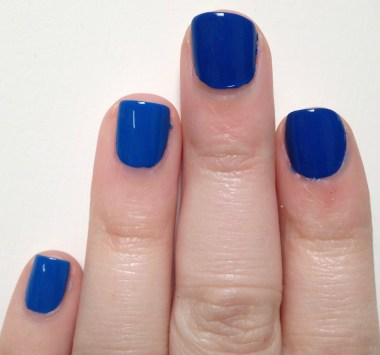 Covergirl Out of the Blue vs Priti NYC Canterbury Bells