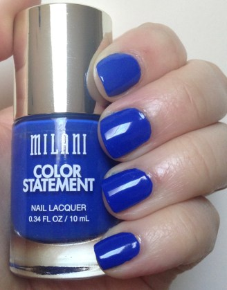 Milani Color Statement – Blue Print