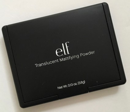 ELF Cosmetics Translucent Mattifying Powder