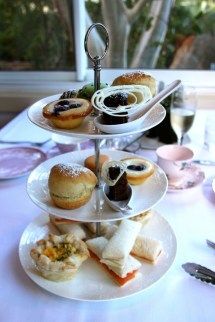 High Tea at Melaleuca House