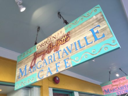Jimmy Buffett's Original Margaritaville Cafe.  We ate there twice!