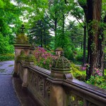 Love the sculptural details of Central Parks Bethesda Terrace byhellip
