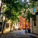 Lovely Gay Street in NYCs West Village While its aroundhellip