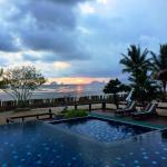 Ah the sunsets are not too shabbyin Krabi
