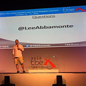 leeabbamonte offering incredibly valuable info about sales skills for Travelhellip