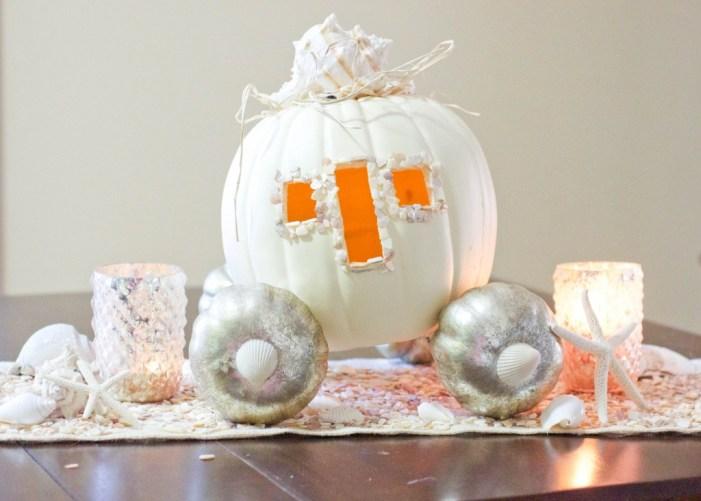 13 DIY pumpkin fairy tale carriage