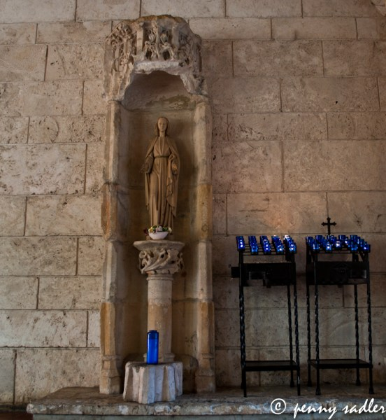 Shrine of Our Lady ©pennysadler 2013