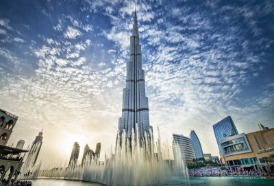 Kiss the Clouds! — your guide to Dubai's Burj Khalifa - the World's Tallest Building » Greg ...