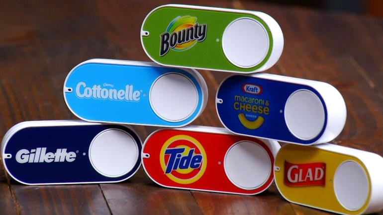 Featured Product: Amazon Dash Buttons