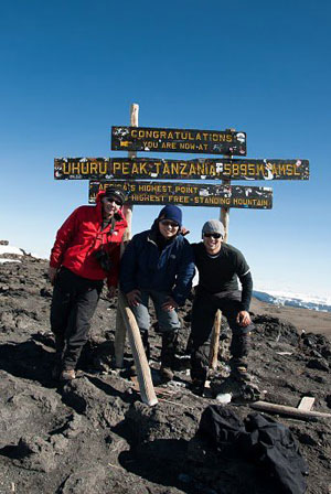 Climb Kilimanjaro