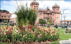 Cusco is great city in Peru