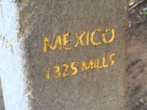 PCT - Halfway Point: Mexico & Canada 1325 miles