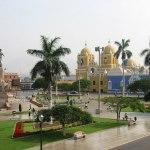 Plaza mayor de Trujillo Perú