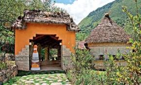 Museo Leymebamba Chachapoyas Perú