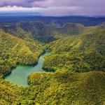 La Zona Reservada Sierra del Divisor cubre partes de la región Loreto y Ucayali.