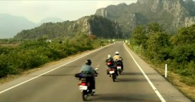 """Taiwan's TC Bank television commercial """"Dream Rangers"""": A group of elderly friends tour around the island of Taiwan."""