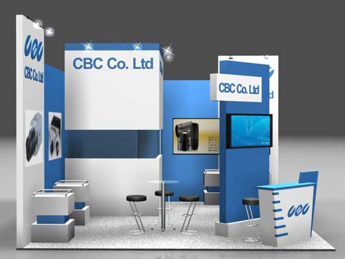 CBC Exhibition & Febrication