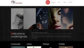 modeling india web designing