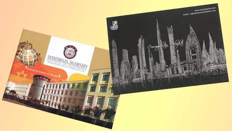 overseas brochure