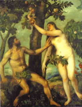 advice.lovedetour.com What does Adam and Eve story tell us about love? adam and eve image