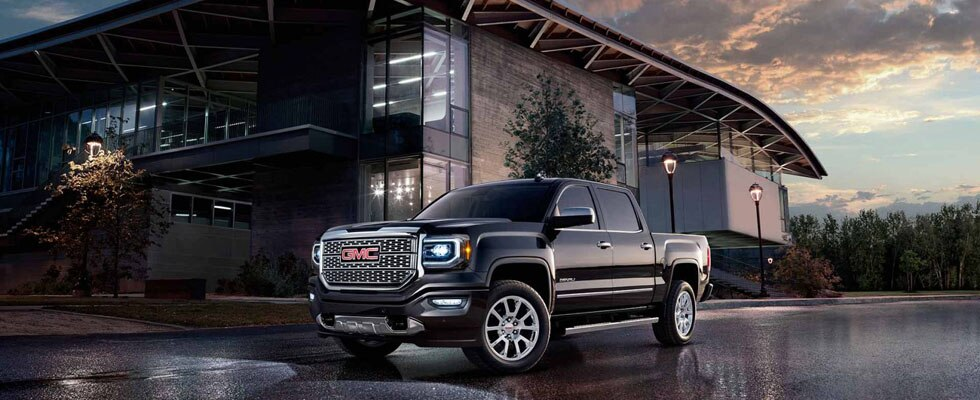 2018 GMC Sierra Denali Pictures   Wallpaper   GMC UAE