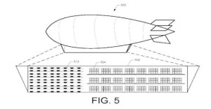 Amazon Floating FC Patent
