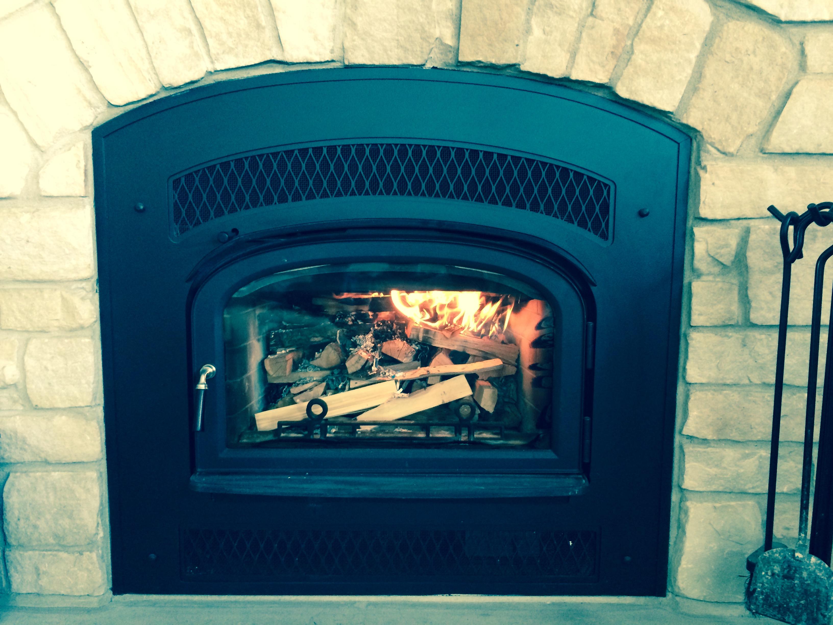 Fullsize Of Modern Wood Burning Stove