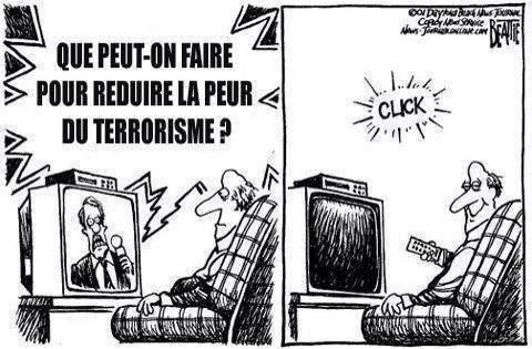 French Cartoon.