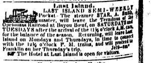 The Star (The Times-Picayune, August 1856)
