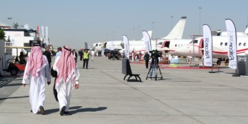 One in ten business aircraft in the Middle East is up for sale