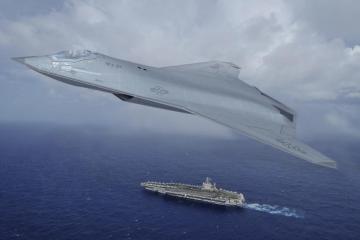 Northrop Grumman Sixth gen fighter-aerobdnews