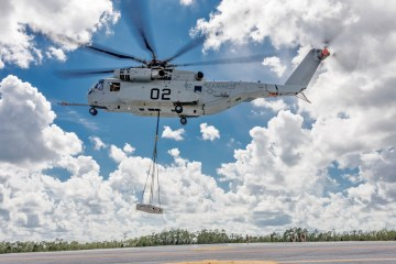 CH-53K completes initial operational testing
