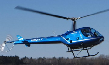 Enstrom TH180 testing continues
