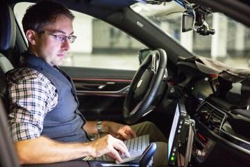 BMW to begin testing autonomous vehicles