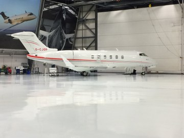 Mustang and Challenger 350 join Luxaviation UK's fleet