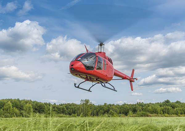 BELL 505 RECEIVES CERTIFICATION IN CHINA