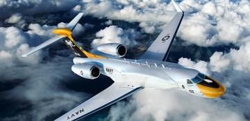 web-Gulfstream-Delivers-Telemetry-Range-Support-Aircraft-Platform-To-U.S.-Navy