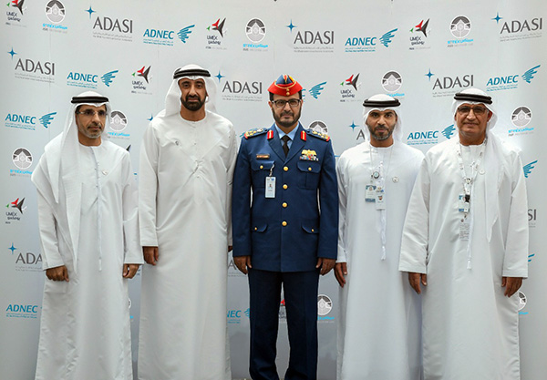 Abu Dhabi Autonomous Systems Investment to Support UMEX/SimTEX 2020 as Strategic Partner