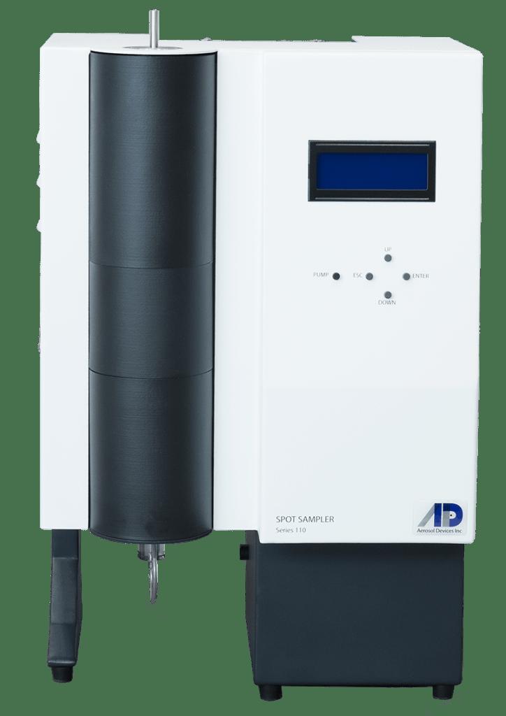 Series-110-Liquid-Spot-Sampler Aerosol Devices Inc