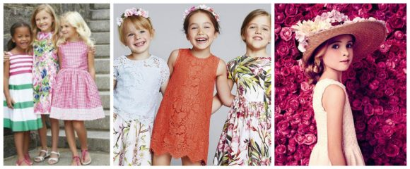 Designer Kids Spring/Summer 2014 Collections
