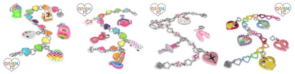 Review + #Giveaway: CharmIt! Charm Necklaces
